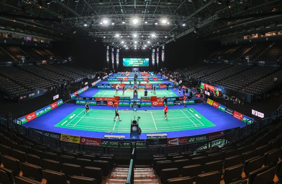 About the Championship | All England Badminton | YONEX